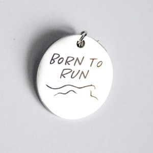 born to run pendant