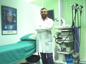 Dr. Altin Cekodhima, gastro