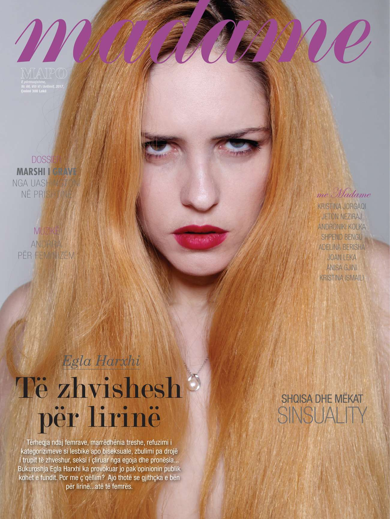 madame cover shkurt
