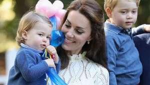 5 rregullat e arta të prindërimit sipas Kate Middleton