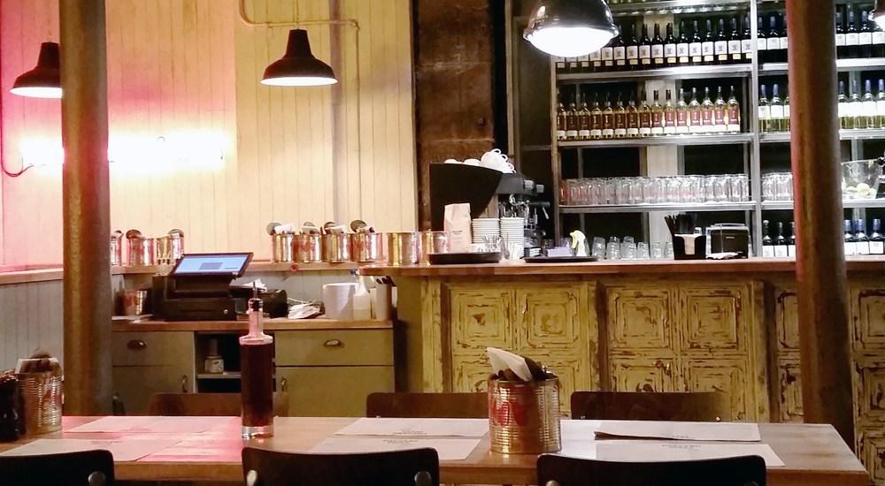 Paesano, pizza place, hotspot Glasgow - Map of Joy