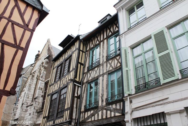 Citytrip Rouen, France _ Map of Joy