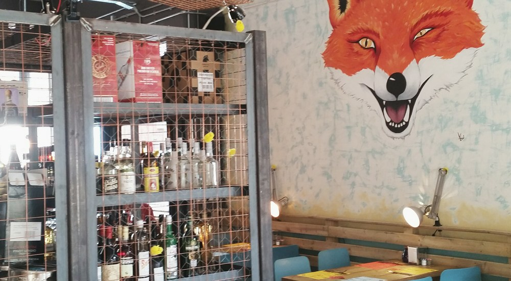 9x hot spots in Northern Quarter, Manchester, Yard and Coop - Map of Joy