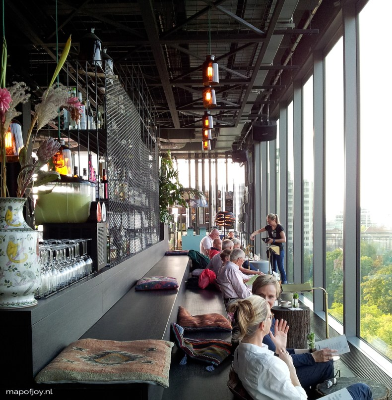 Monkey Bar, Berlin hotspot - Map of Joy