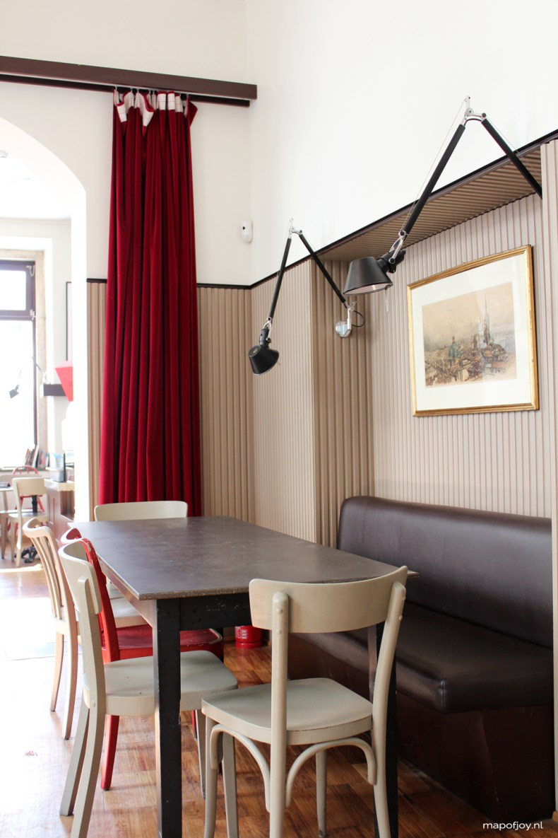Kaffeehaus, food hot spot Lisbon - Map of Joy