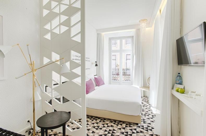 28x goedkoop en bijzonder slapen in Lissabon