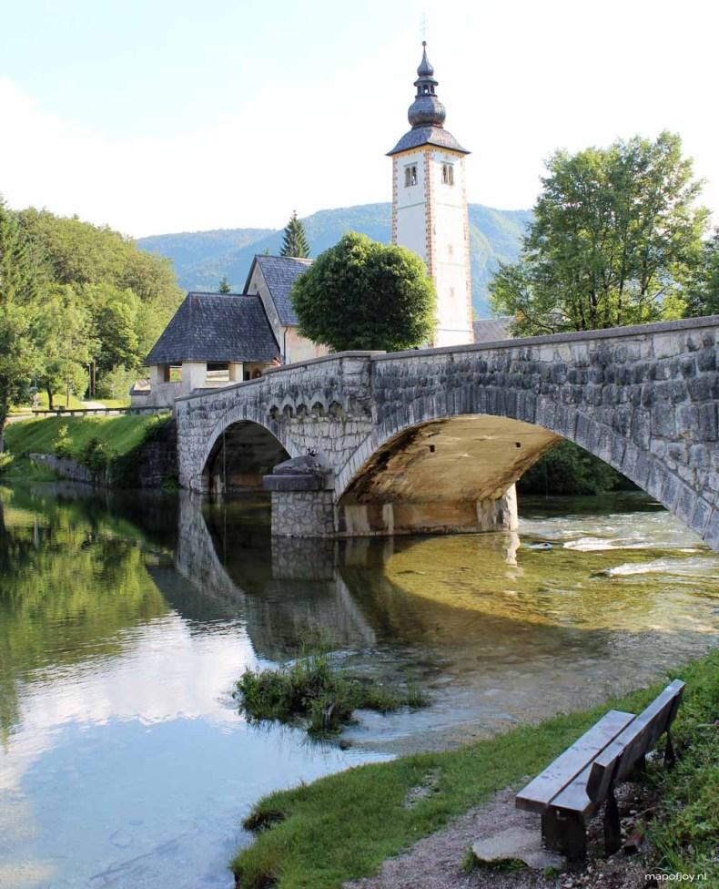 12x de allermooiste plekken in West-Slovenië (en tips om er te doen), meer van Bohinj - Map of Joy