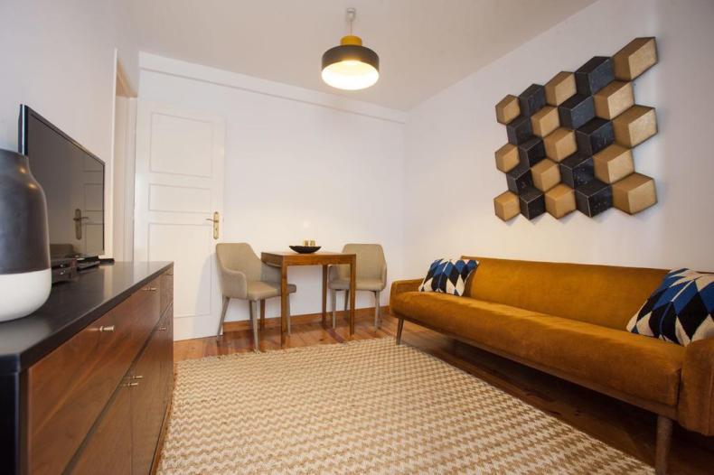 28x goedkoop en bijzonder slapen in Lissabon, Le Flat Alfama
