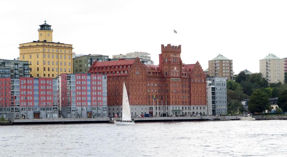 Travel report Stockholm, Sweden - Map of Joy