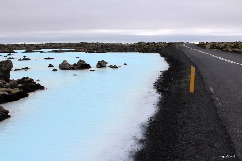 Blue Lagoon, IJsland - Map of Joy