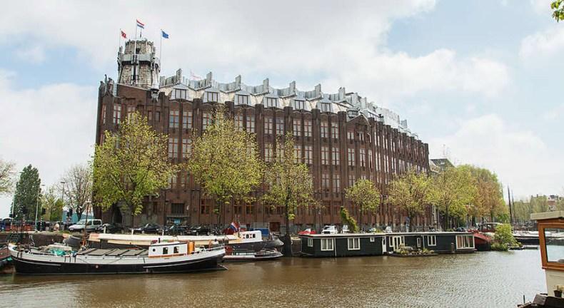Grand Hotel Amrâth Amsterdam - Map of Joy