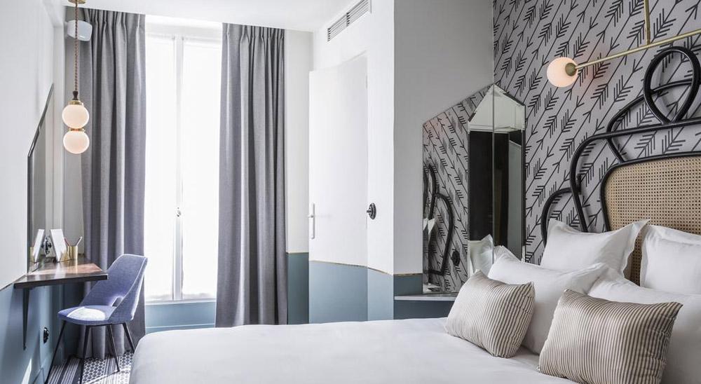 Hotel Panache Parijs - Map of Joy