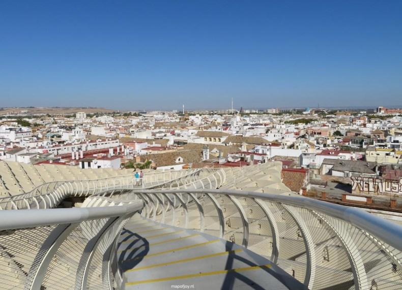 leukste stedentrips in Europa, Sevilla - Map of Joy