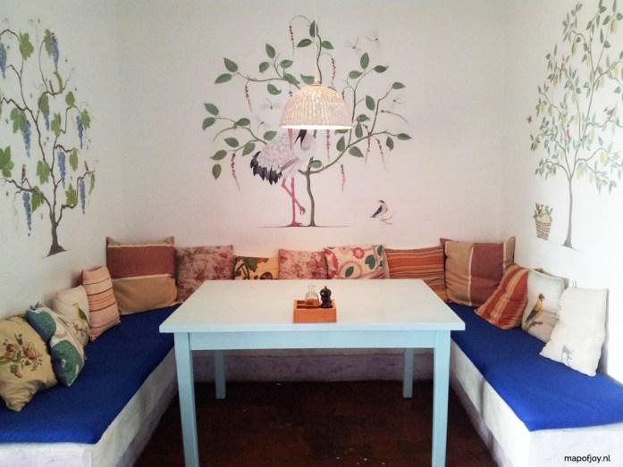 La Paloma, Ibiza food hotspot - Map of Joy