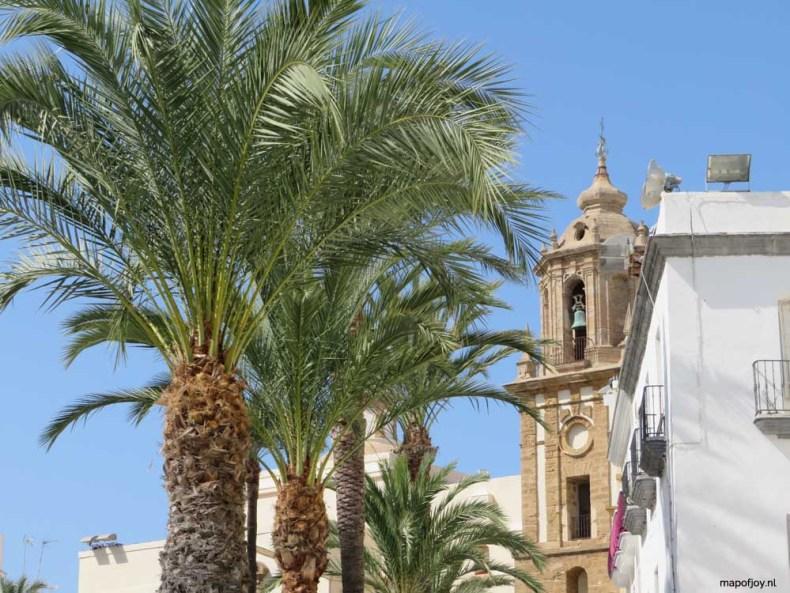 Cadiz, Andalusia, Spain - Map of Joy