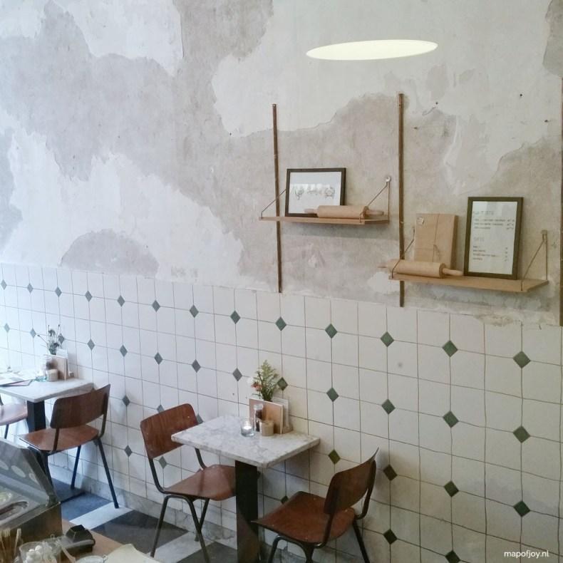 Food hotspot Hills & Mills, Delft - Map of Joy