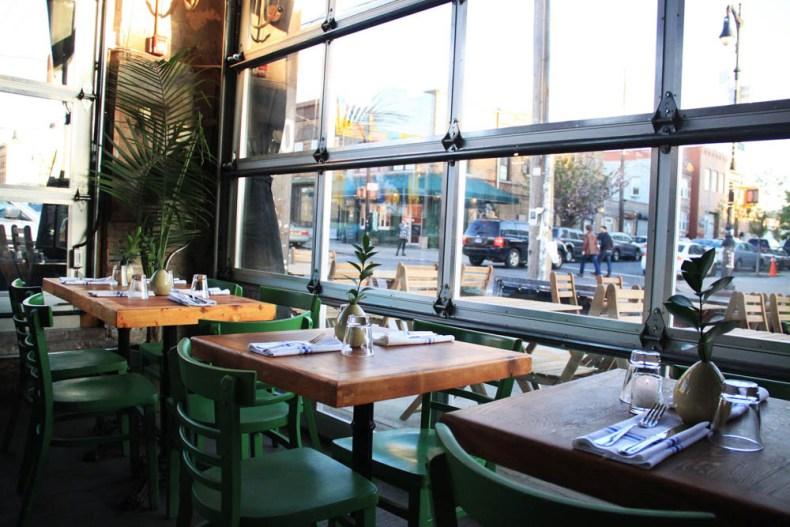Sea Wolf, restaurant Williamsburg, New York - Map of Joy