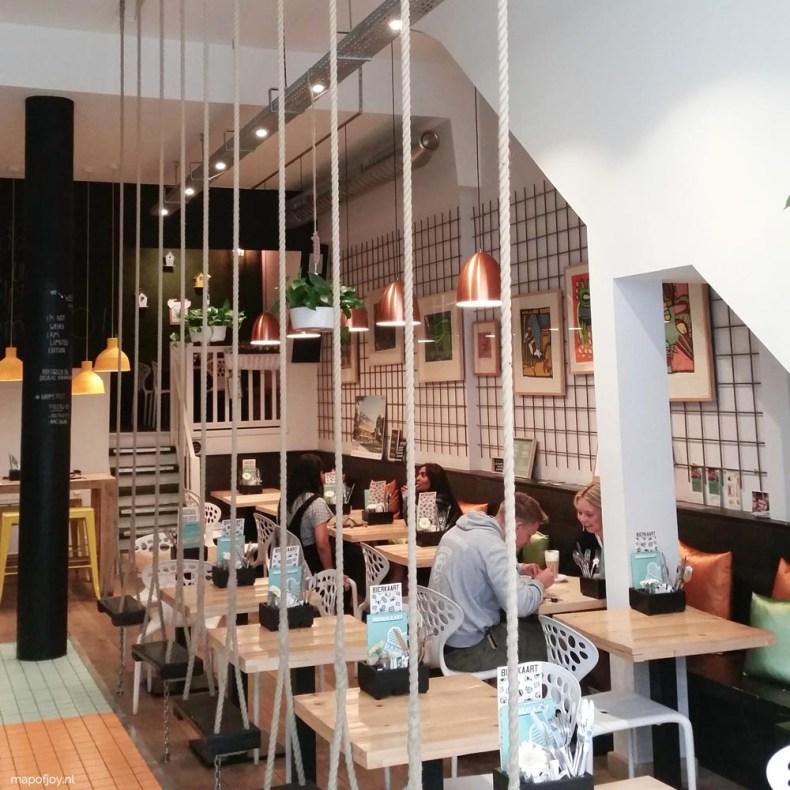 Happy Tosti, Den Haag, food hotspot - Map of Joy