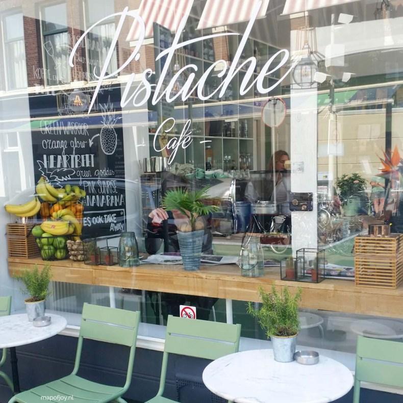 Pistache, food hotspot Den Haag - Map of Joy