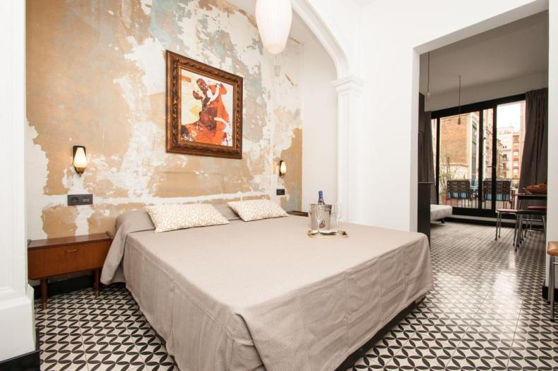 12 bijzondere en betaalbare accommodaties in Barcelona, RetRome Barcelona
