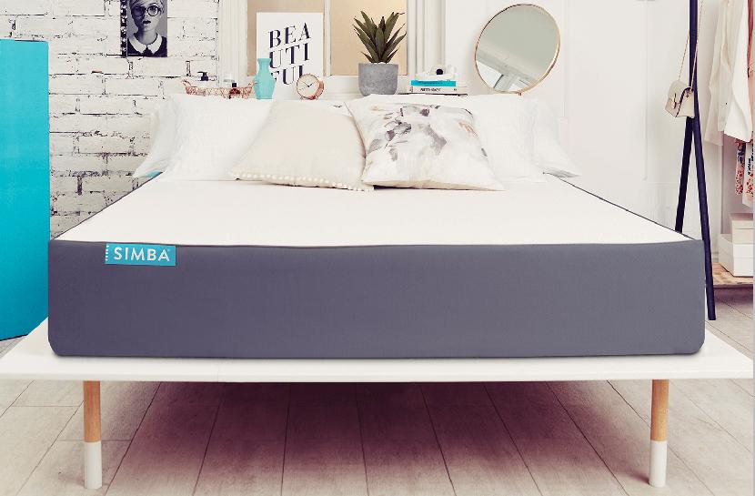 Simba Matras Ervaringen : Thuis luxe slapen als in een duur hotel review simba matras map
