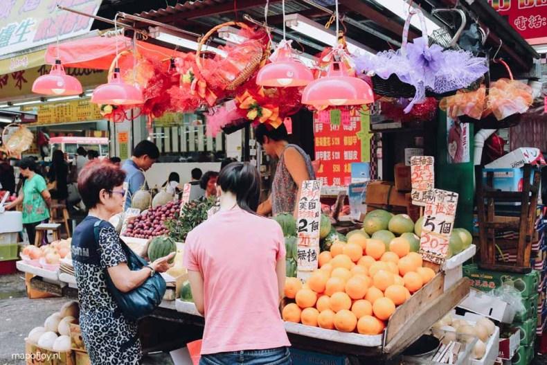 Ladies Market Hong Kong - Map of Joy