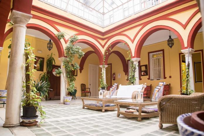 Hostal Sierpes, accommodatie Sevilla