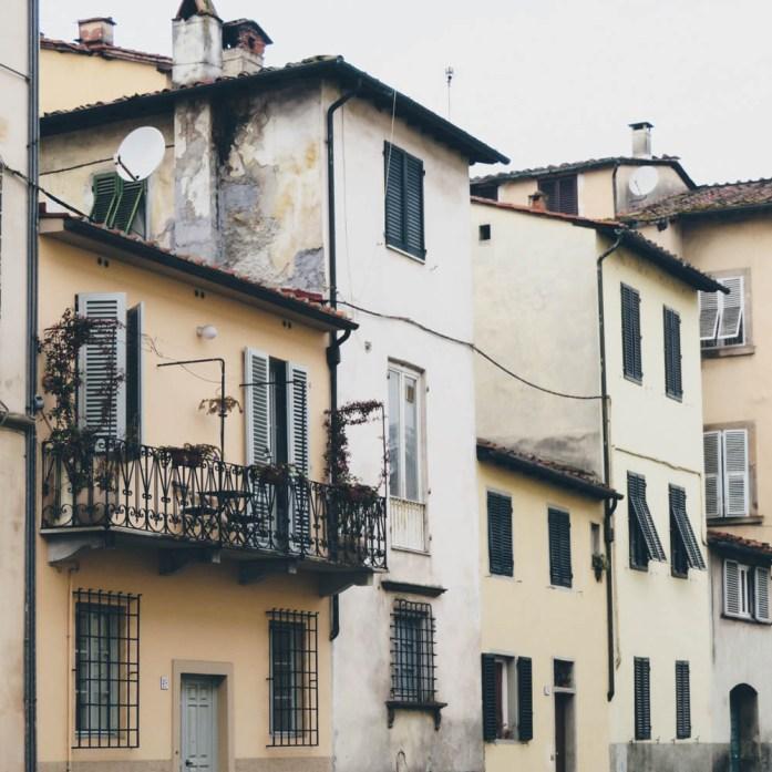 Lucca, Toscane, Italië - Map of Joy