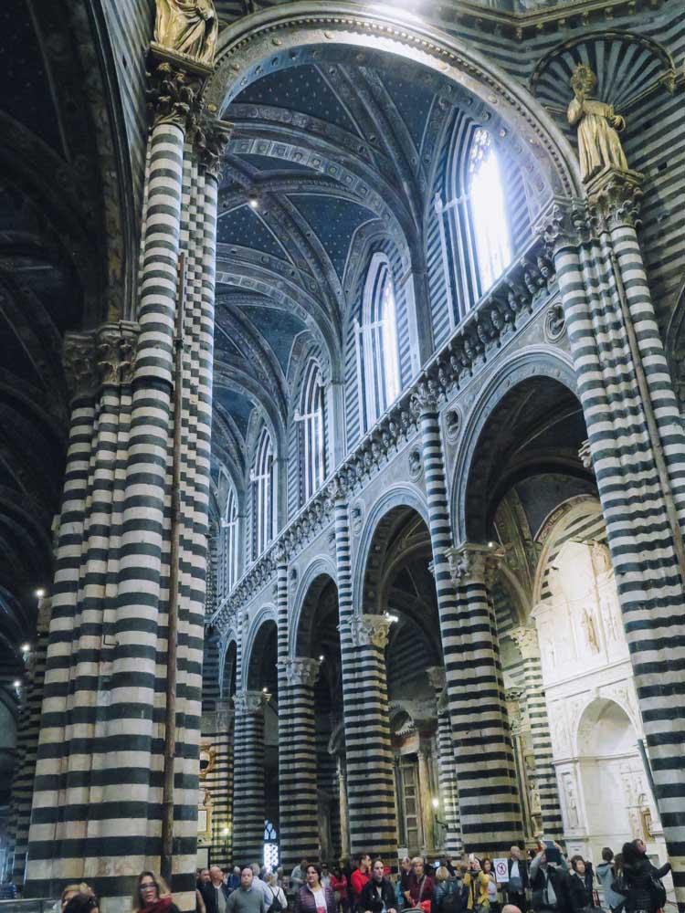 Tips voor de mooiste stad van Toscane, Siena - Map of Joy