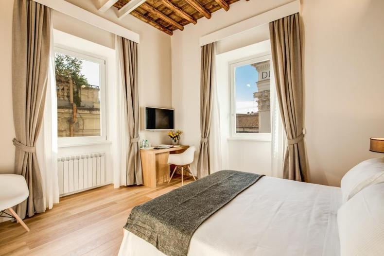 12x leuke, goedkope accommodaties in Rome - Map of Joy