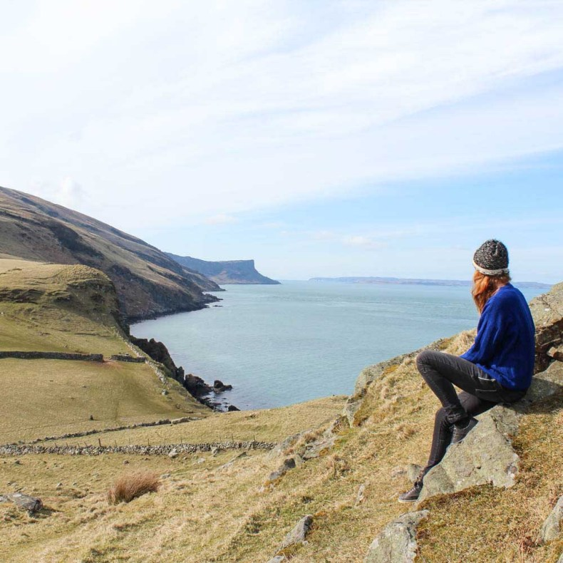 Torr Head, Noord-Ierland - Map of Joy