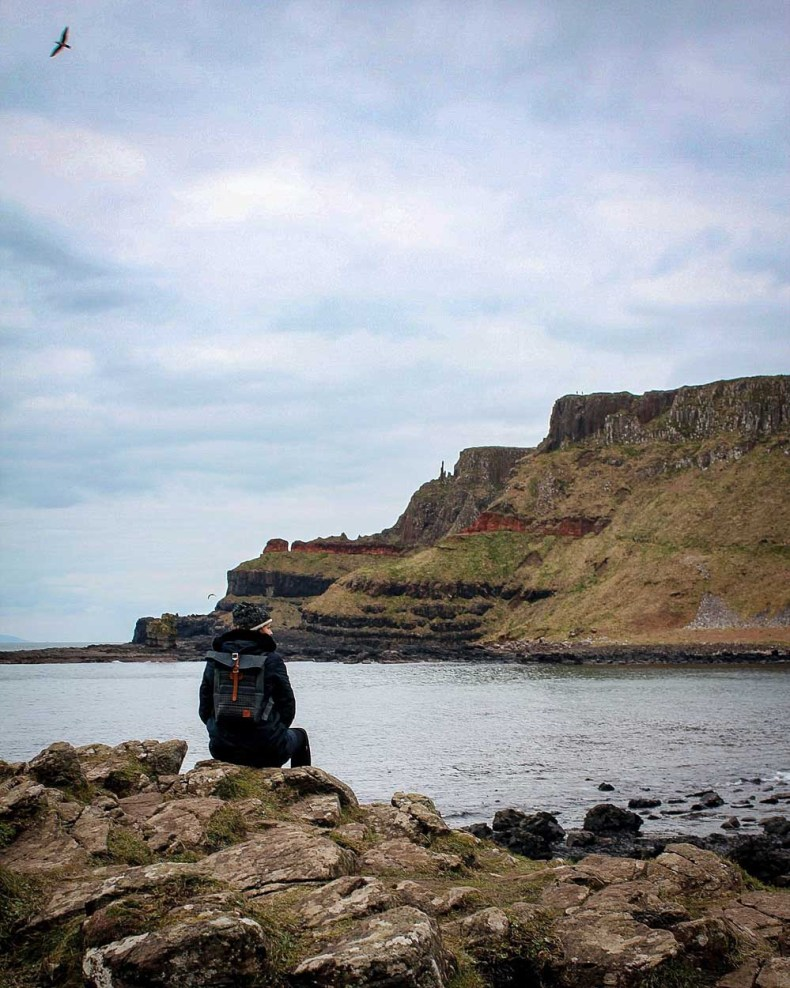 Giant's Causeway, Noord-Ierland - Map of Joy