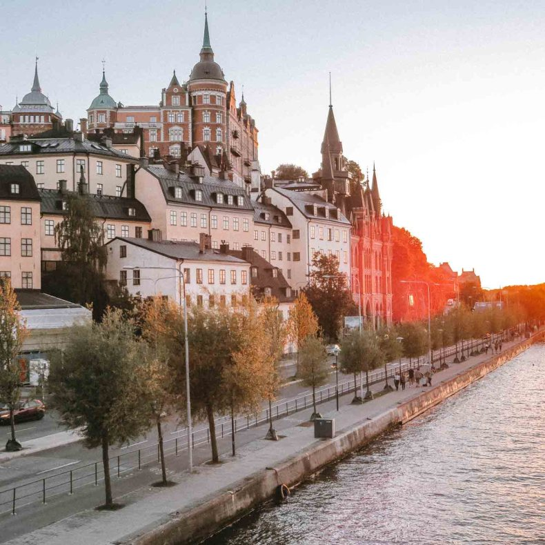 leukste stedentrips in Europa, Stockholm - Map of Joy