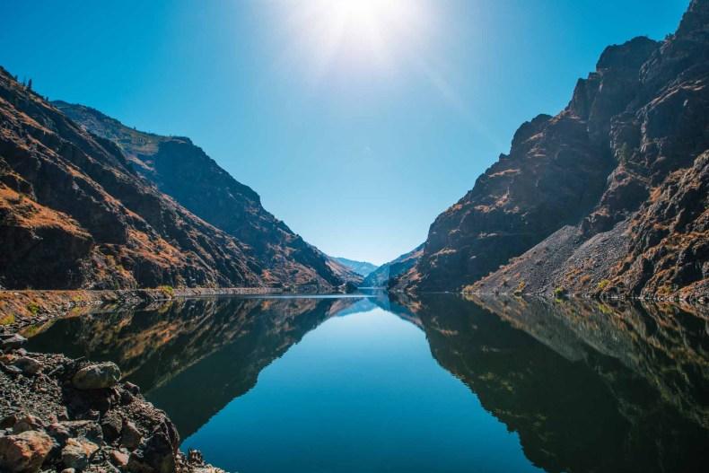 Hells Canyon, Idaho, Amerika