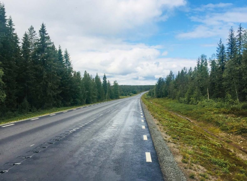 6x doen in Zweeds Lapland in de zomer - Map of Joy