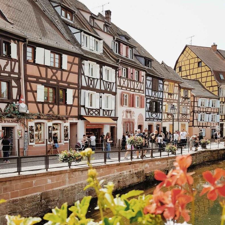 leukste stedentrips in Europa, Colmar - Map of Joy