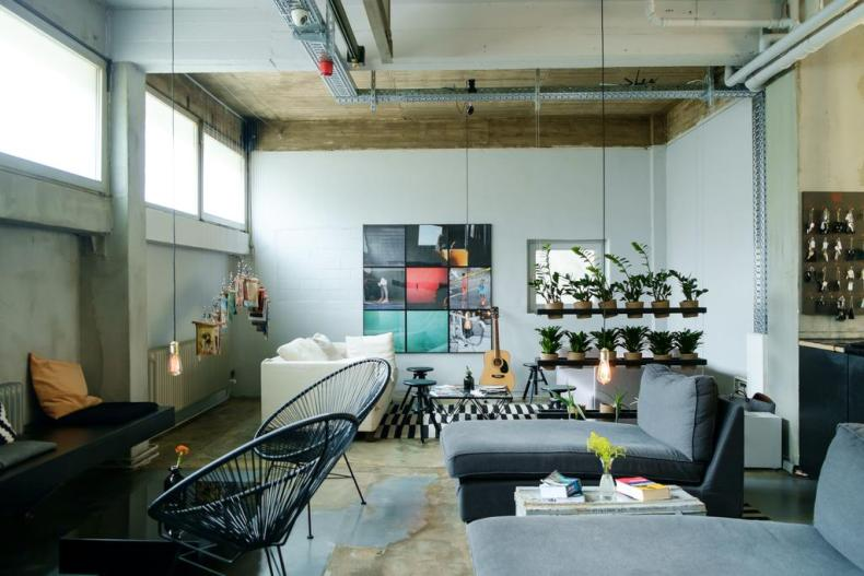 Wallyard Concept Hostel Berlin, leuk hostel Berlijn