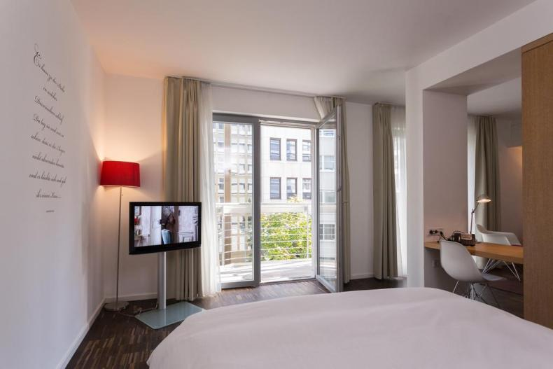 GRIMM's Hotel Mitte, leuk hotel Berlijn