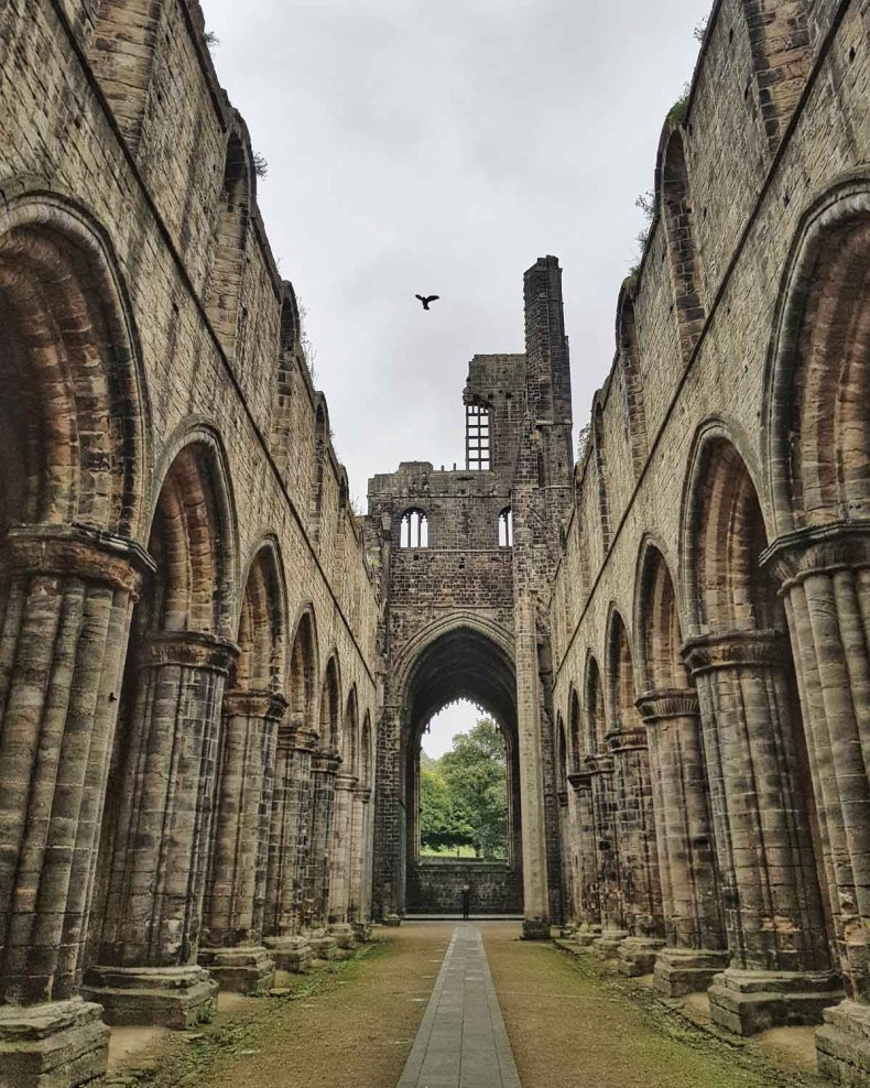 Kirkstall Abbey, leuke dingen doen in Leeds - Map of Joy
