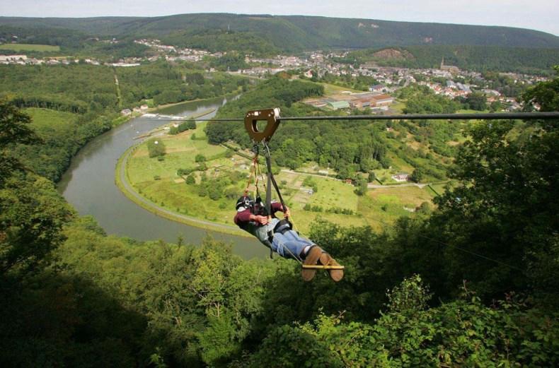 Attractiepark Terraltitude, Franse Ardennen