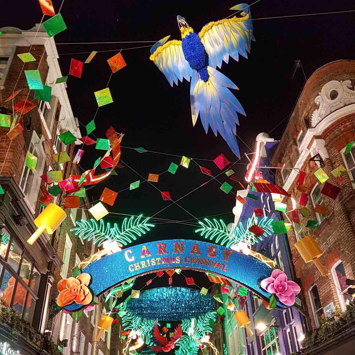 21x Doen Tijdens Kerst In Londen Map Of Joy