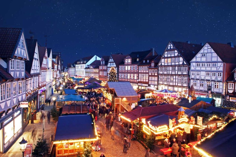 kerstmarkt Celle, 9x de mooiste kerstmarkten in Nedersaksen - Map of Joy