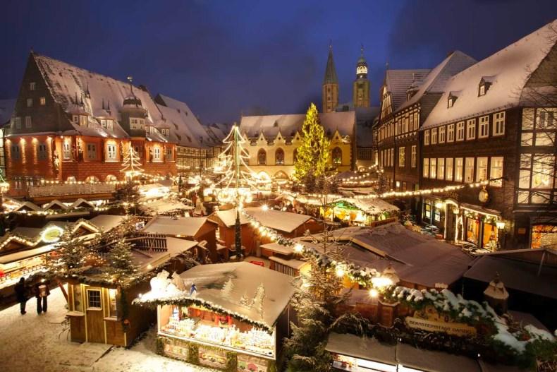 kerstmarkt Goslar, 9x de mooiste kerstmarkten in Nedersaksen - Map of Joy