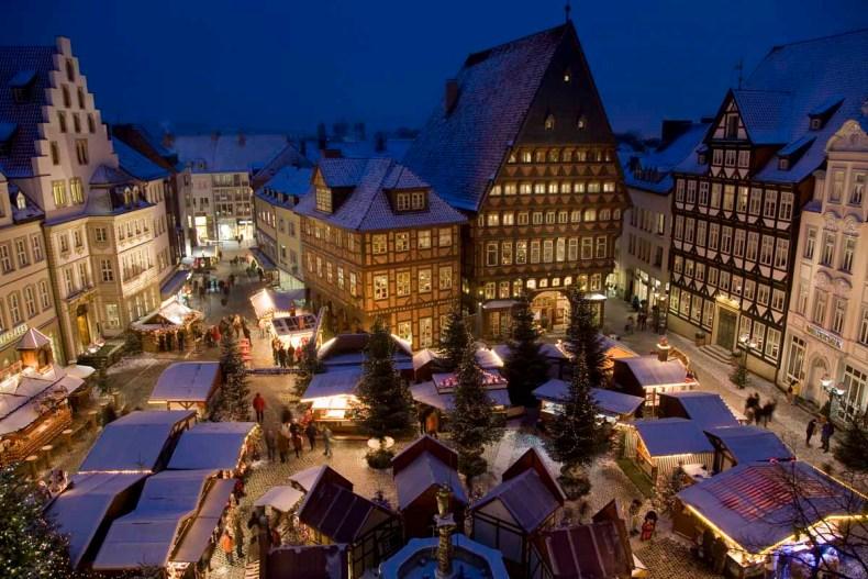 kerstmarkt Hildesheim, 9x de mooiste kerstmarkten in Nedersaksen - Map of Joy