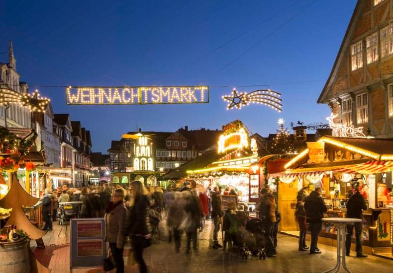 9x De Mooiste Kerstmarkten In Nedersaksen Map Of Joy