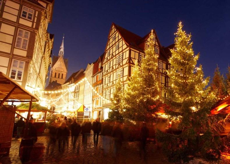 Hannover kerstmarkt. 9x de mooiste kerstmarkten in Nedersaksen - Map of Joy