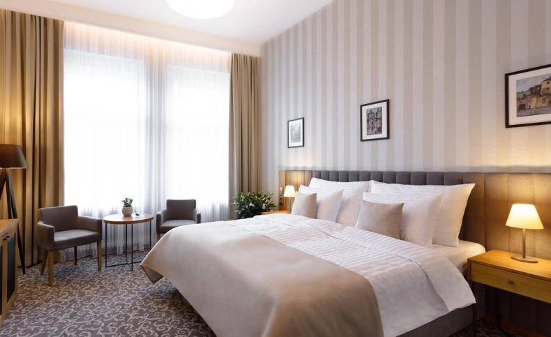 13x leuke hotels in Praag - Map of Joy