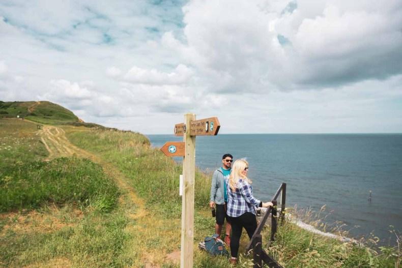 Wandelroute Norfolk Coast Path, mooie wandelroute Engeland