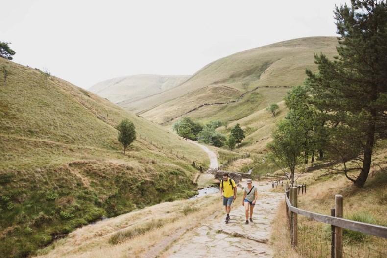 Wandelroute Pennine Way, mooie wandelroute Engeland
