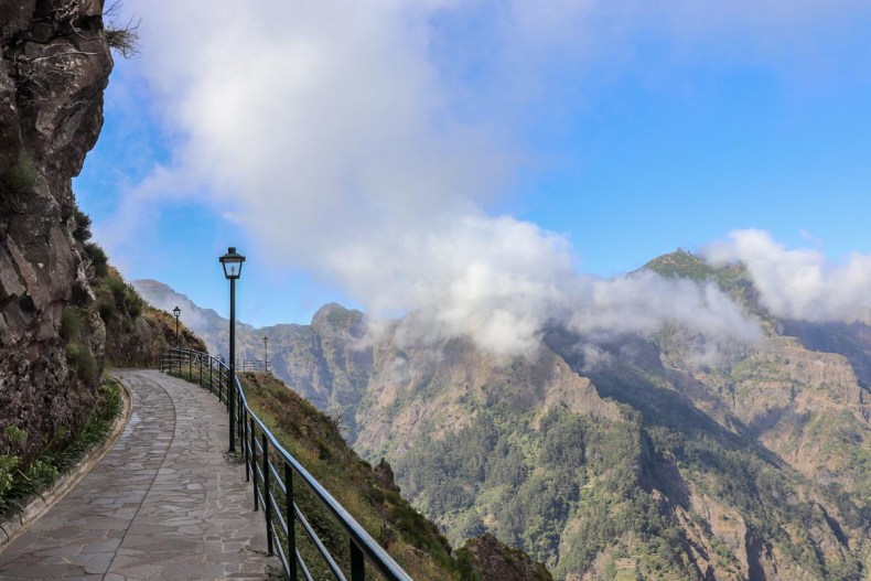 Mooiste bezienswaardigheden op Madeira [roadtrip route], Nun's Valley - Map of Joy